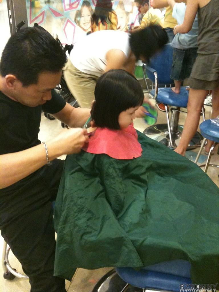 Dawn haircut1