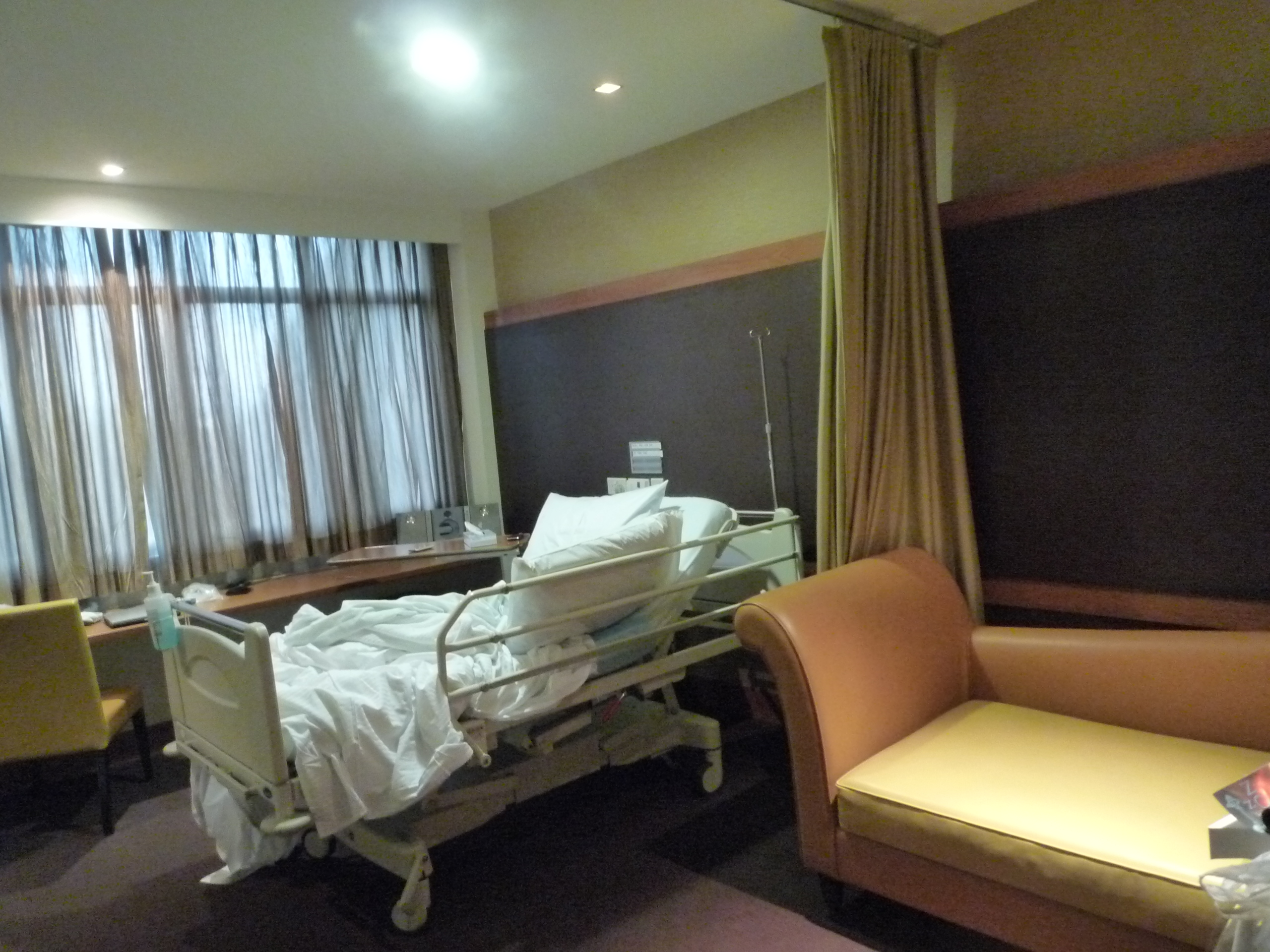 solo room