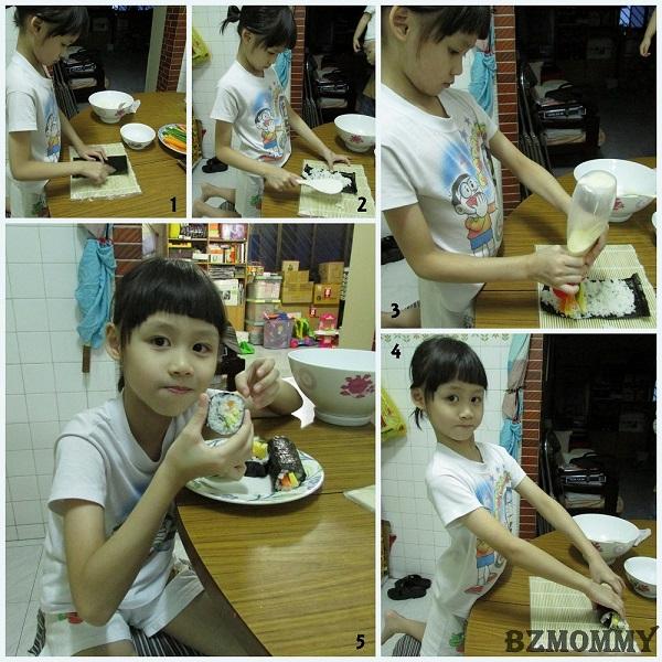 Sushi Making 1